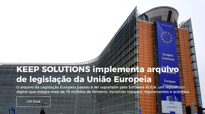 Arquivo de legislação da União Europeial