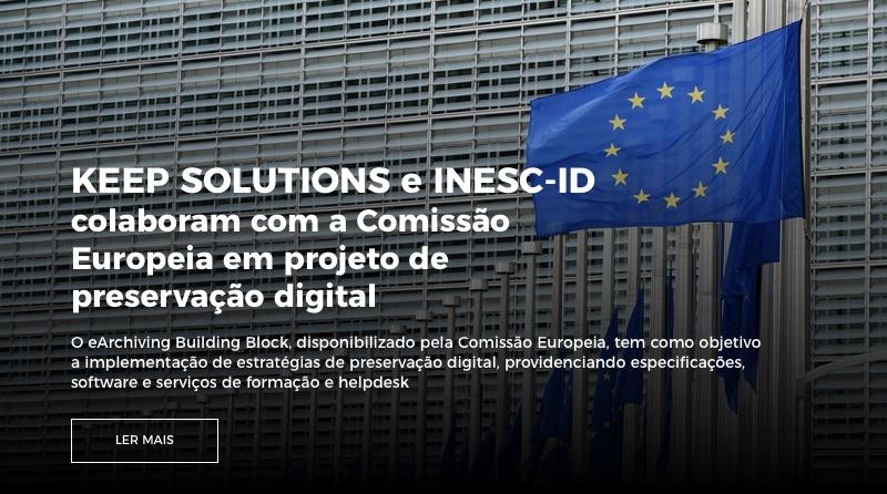 Projeto europeu de preservação digital