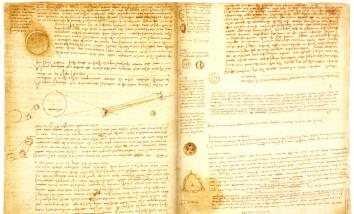 Cadernos Da Vinci