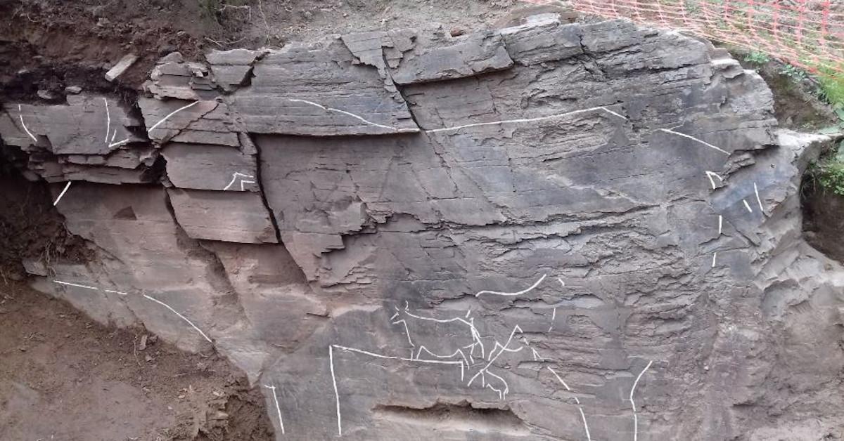 figura rupestre