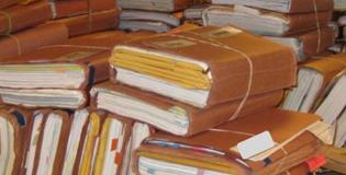 Logótipo dos Repositórios digitais do conhecimento